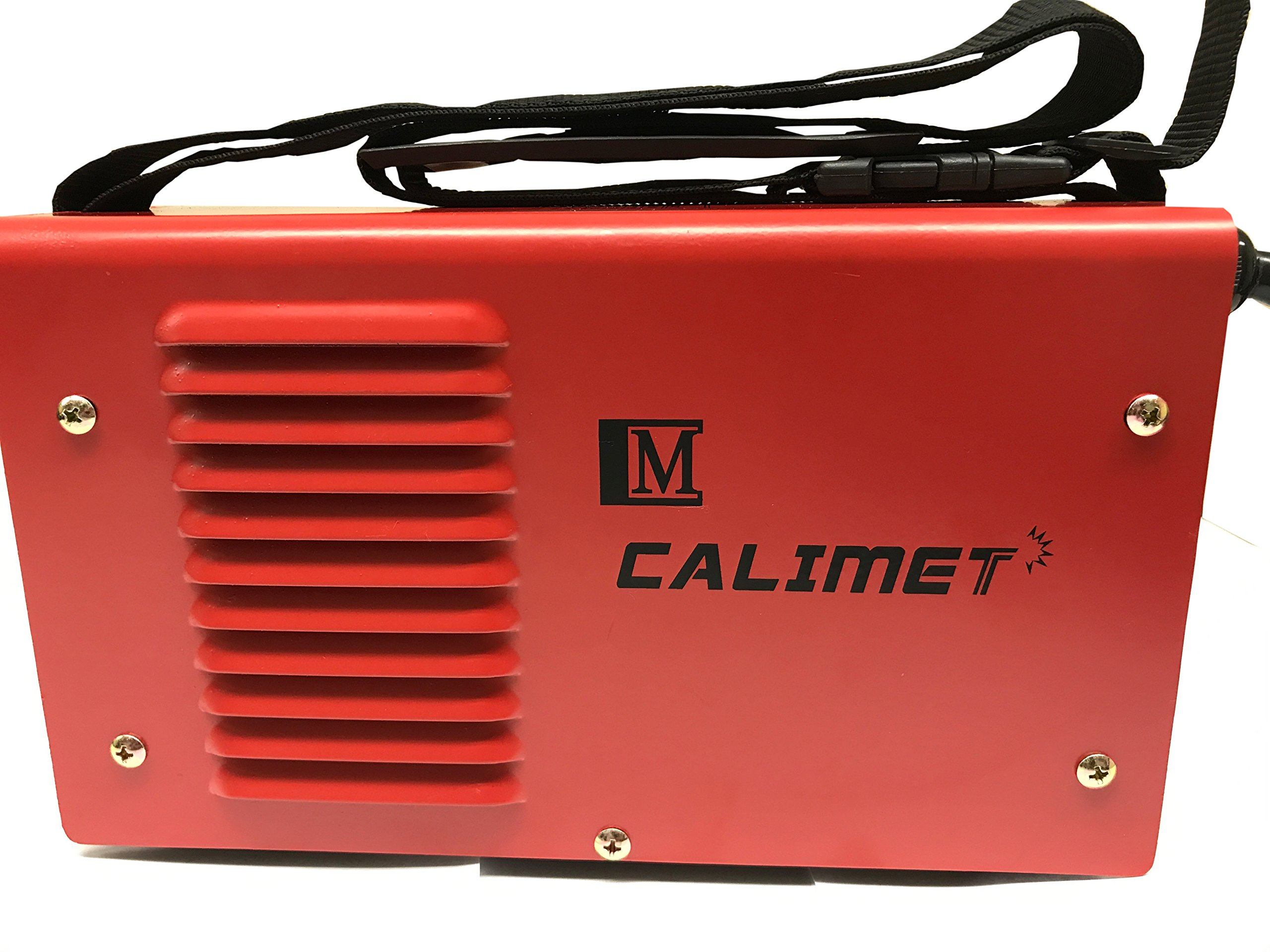 Calimetco Welding Machine Welder Mini/Light 8LB,Powerful, Long-lasting Work, Dual Voltage 115/230V, 160AMP. Great for Home and Professionals Use