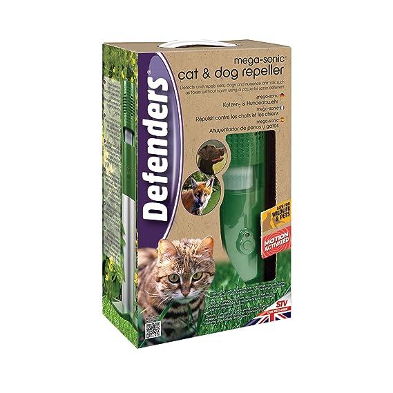 Dicoal - Repelente perro/gato mega sonico: Amazon.es: Productos para mascotas