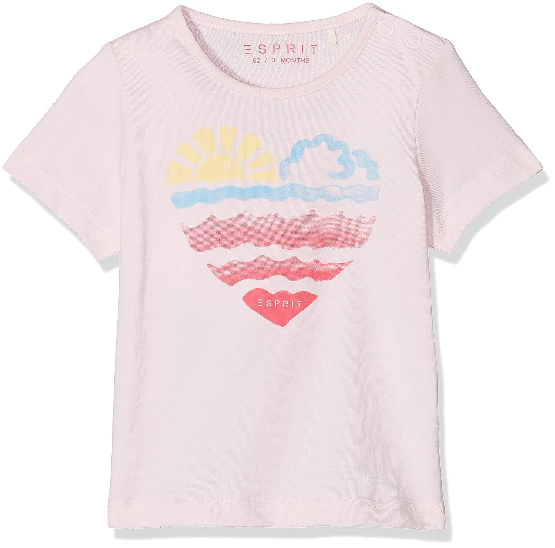 ESPRIT KIDS Baby-Mädchen T-Shirt RL1013104