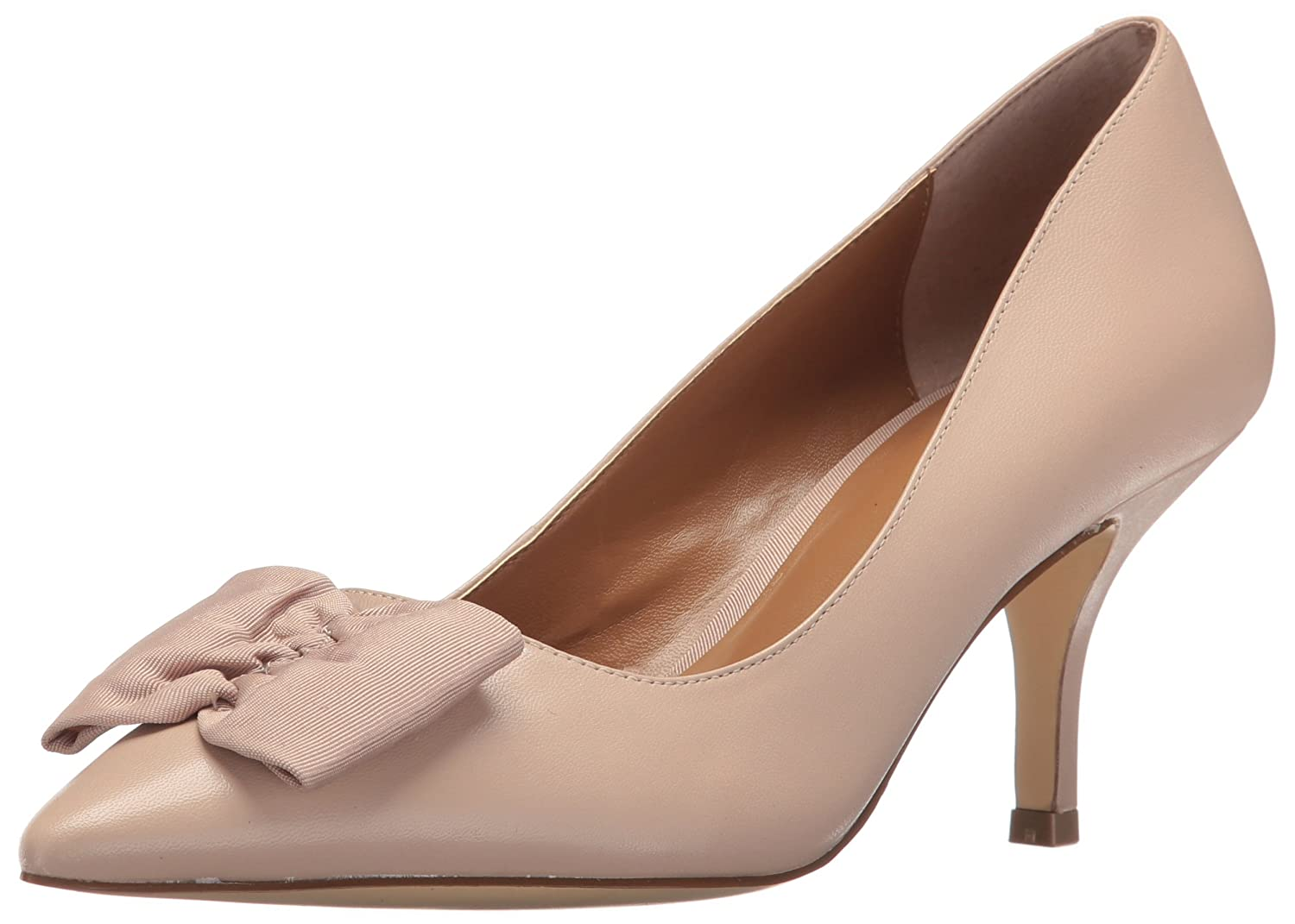 J.Renee Women's Camley Dress Pump B01CL1UY2E 5 B(M) US|Nude
