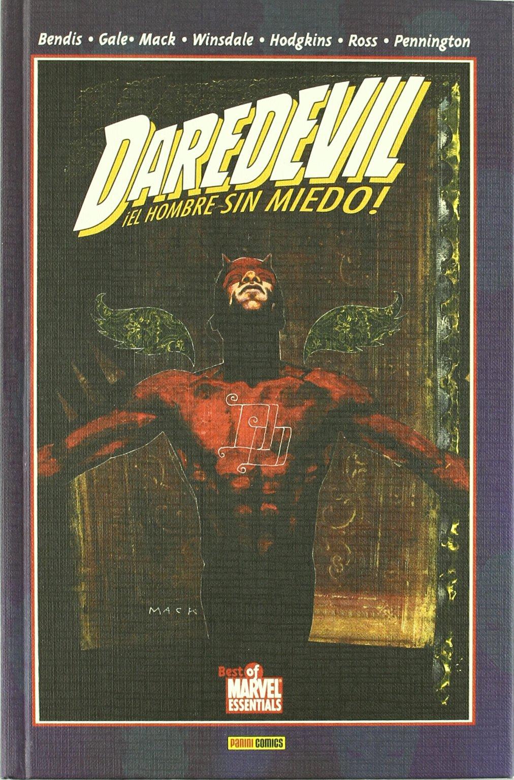 Marvel Knights Daredevil 3: Amazon.es: Brian Michael Bendis ...