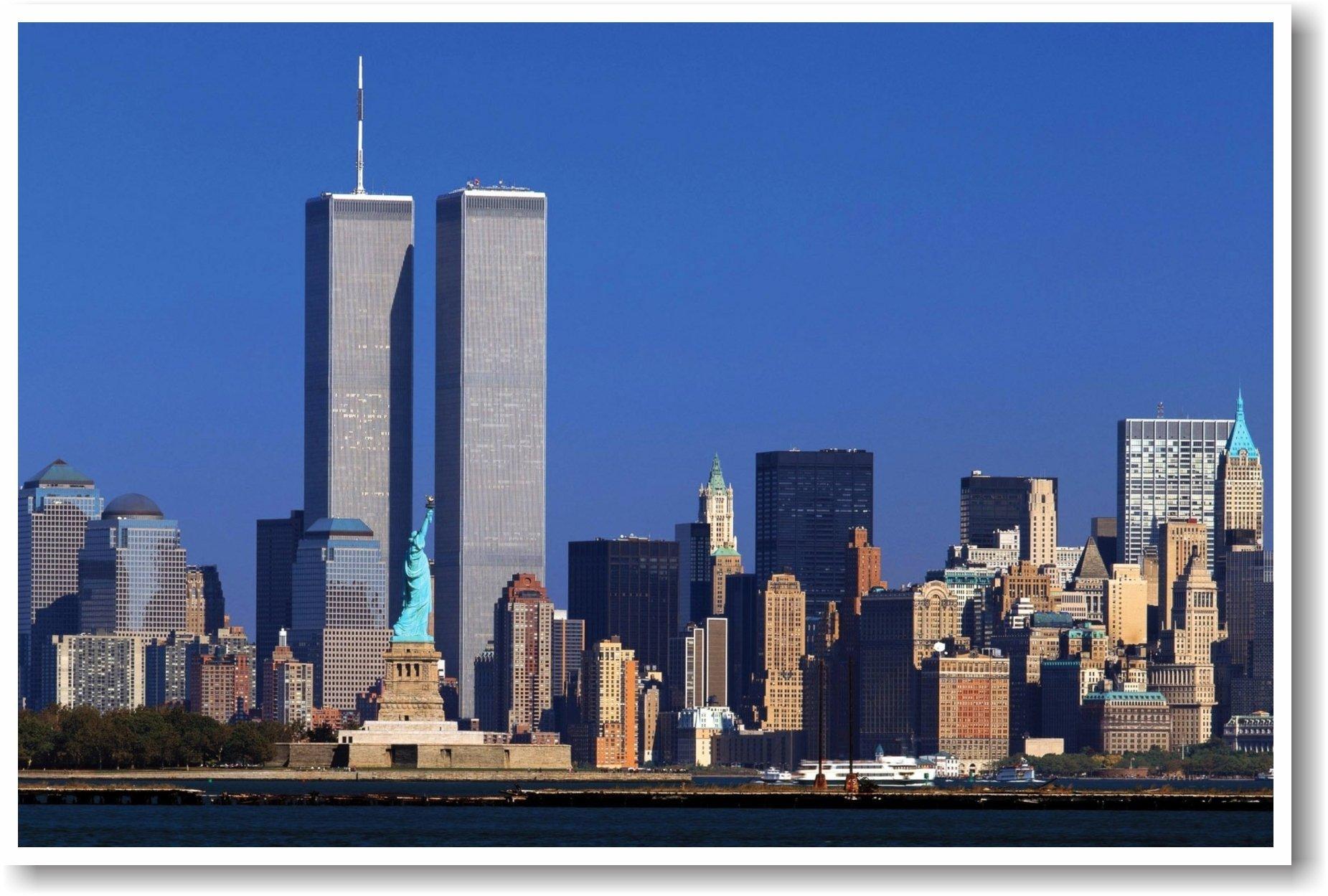 Amazon.com: World Trade Center – Torres Gemelas – NYC ...