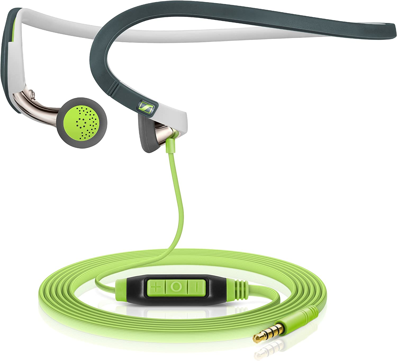 New Sennheiser PMX686I Sports in-Ear Earbud Neckband Audio Headphones Headset