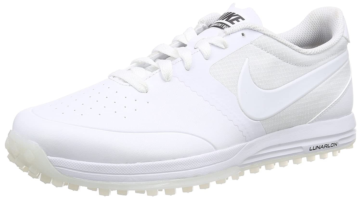 new product 76b69 3a049 Nike Men s s Lunar Mont Royal Golf Shoes White, 6 UK  Amazon.co.uk  Shoes    Bags
