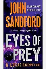 Eyes of Prey (The Prey Series Book 3) Kindle Edition