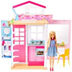 Barbie e sua Casa, Loira, Mattel