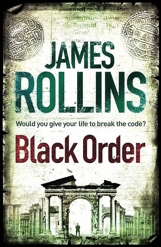 Read Online Black Order: A Sigma Force Novel pdf