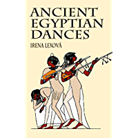 Ancient Egyptian Dances book cover