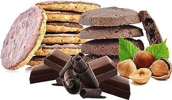Las galletas de proteína Line@Diet para la dieta proteínica ...