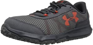 Under Armour Mens Toccoa-Wide (4e) Running Shoe