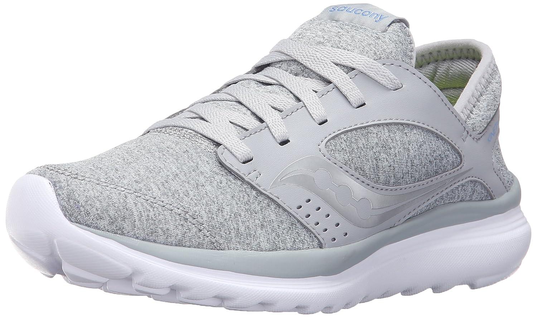 Saucony Women's Kineta Relay Running Shoe B019S8EARI 6.5 B(M) US|Grey Lavender