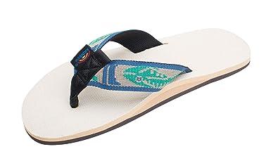 b386dd9d3712 Rainbow Sandals Men s Hemp Eco-Sandals - Natural Light Green Fish Cream XXXL