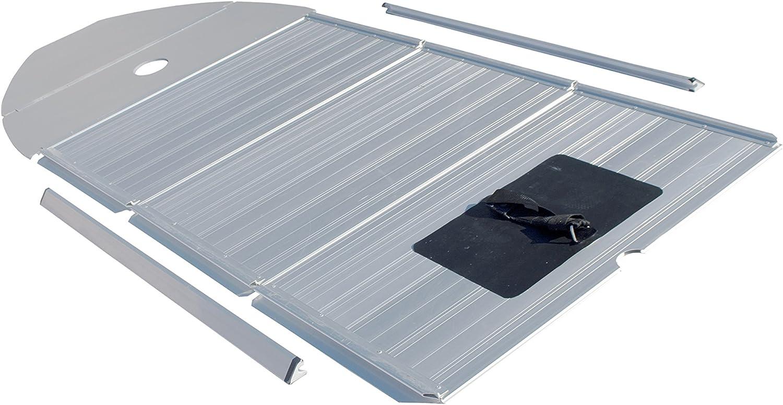 Amazon.com: Aleko bt420r hinchable aluminio piso 7 Persona ...