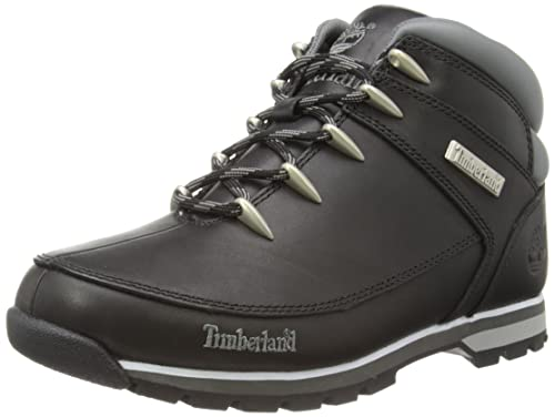 Timberland Euro Sprint Hiker, Men shoes, Black (Black), 6.5 UK (