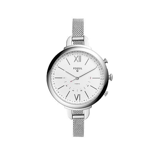 Amazon.com: Fossil Q FTW5026 Ladies Annette Smartwatch: Watches