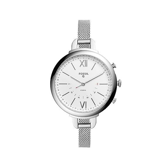 938a4f55fa0a Smartwatch Híbrido Fossil Q Annette de Mujer