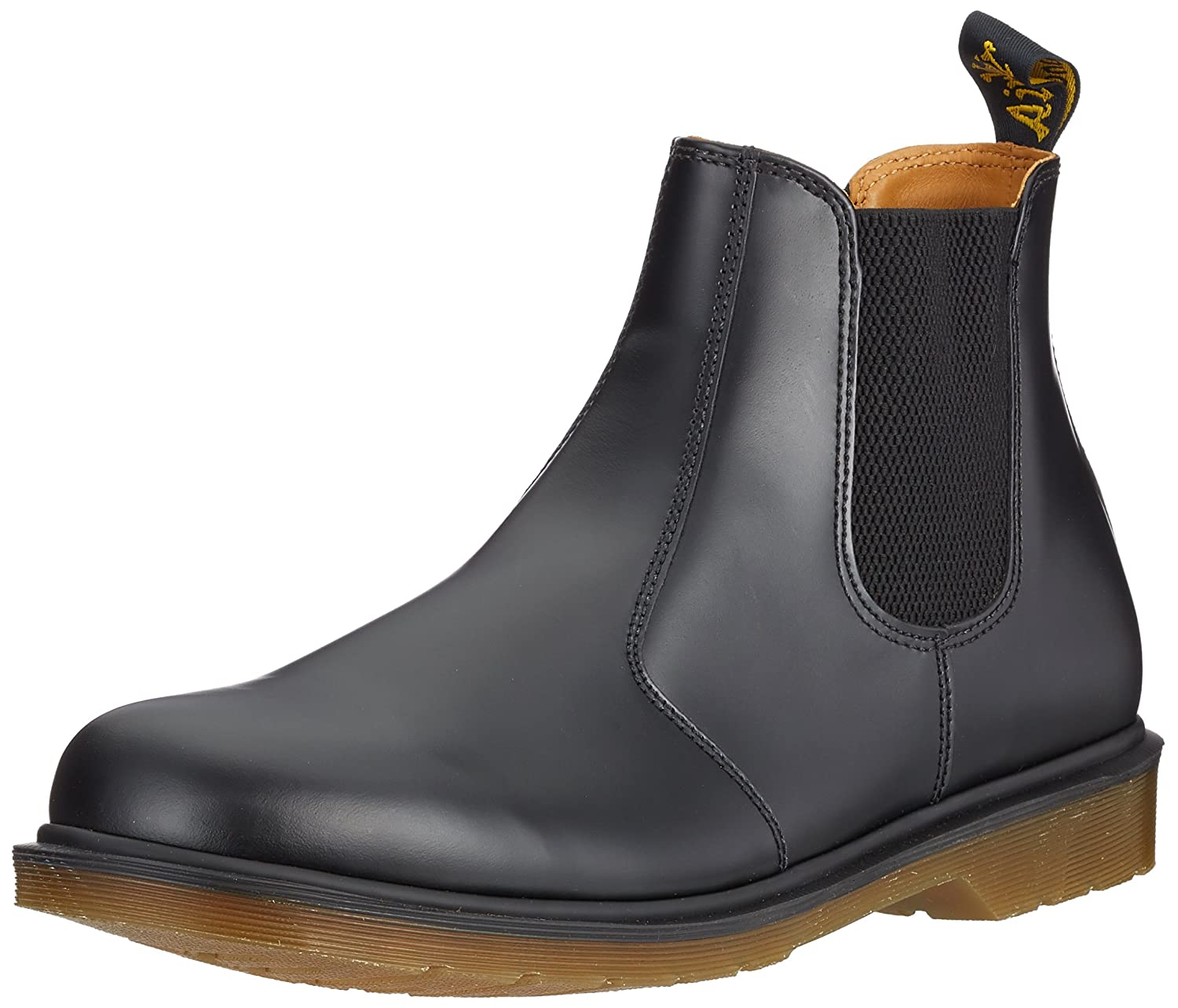 Dr. Martens 2976 Chelsea Boot,Black Smooth B00CM9AQGU 11 M UK|Black