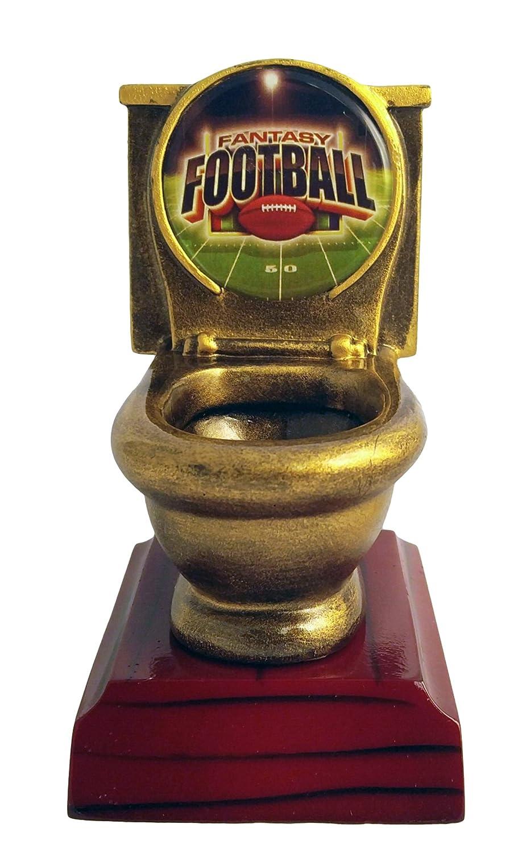 Item 2 Golden Flush Toilet Trophy Engraved Loser Y Prize Last Place Trophies