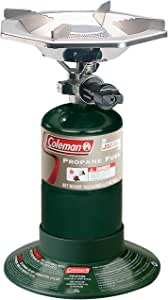 Coleman Gas Camping Stove | Bottletop Propane Stove, 1 Burner