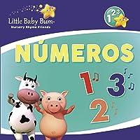 Números (Little Baby Bum. Didácticos)