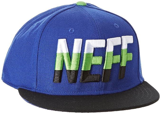 Neff QS12307, Visera Unisex Adulto, Azul (Blue/Black) U: Amazon.es: Ropa y accesorios
