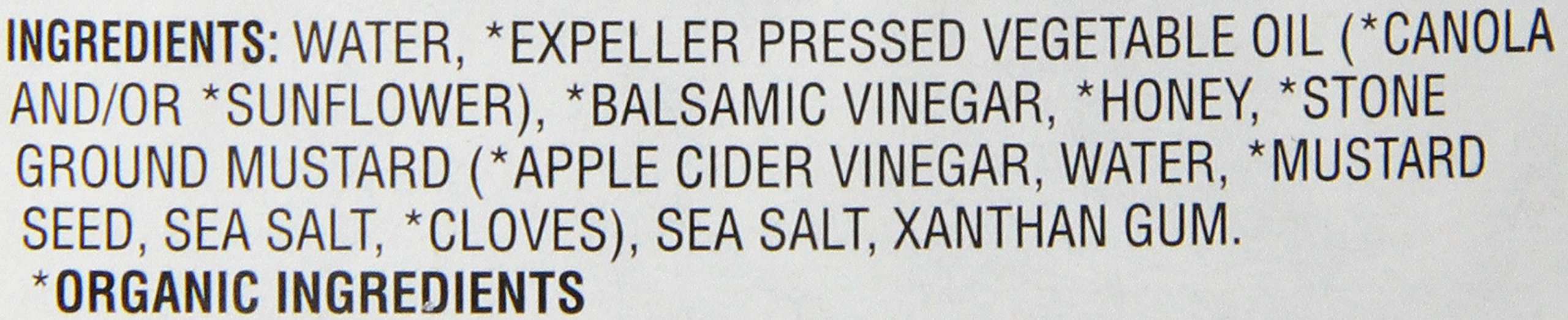 Annie's Organic Gluten Free Balsamic Vinaigrette Dressing 8 fl oz Bottle by Annie's Homegrown (Image #3)