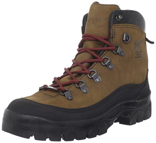 "Danner Men's Crater Rim 6"" GTX Hiking Boot,Brown,7 M US"