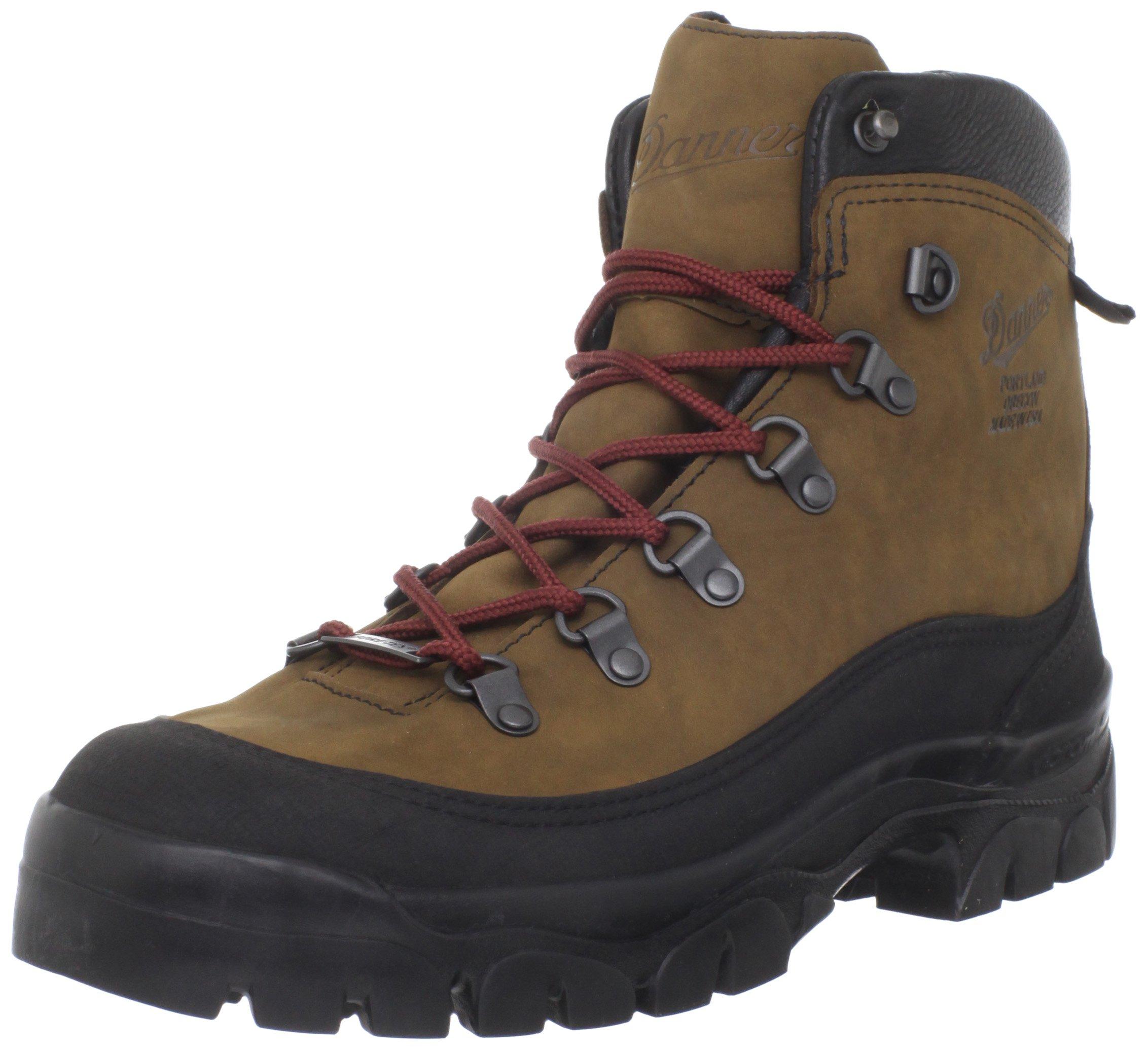 Danner Men's Crater Rim 6'' GTX Hiking Boot,Brown,11 W US by Danner