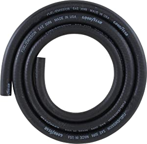LDR Industries 516 F145 5' Bag Fuel Line, 1/4""