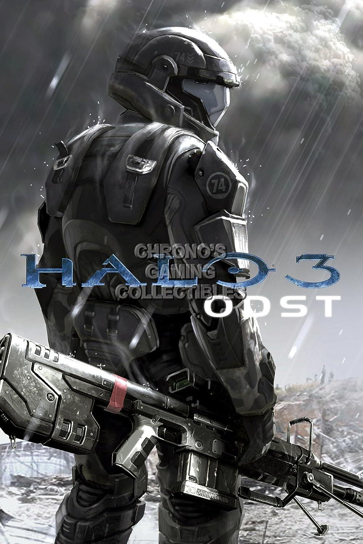 CGC - Halo 3 ODST enorme cartel XBOX 360 un - HAL030, papel ...