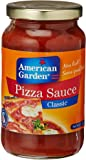 American Garden Natural Pizza Sauce, 397ml