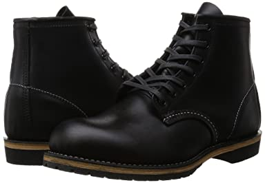 The Beckman Boots (Gentleman Traveler): 9014 Black Featherstone