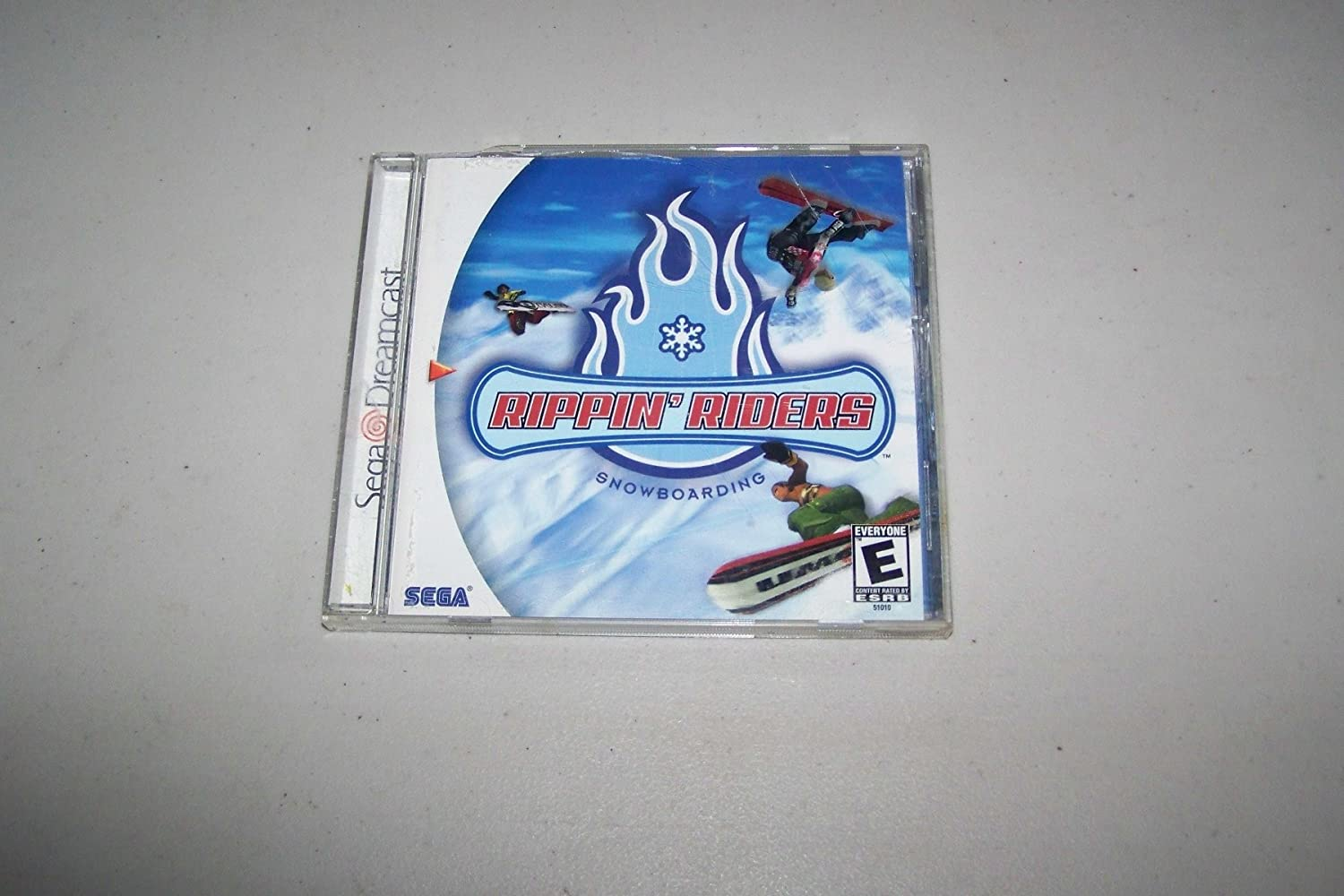 Rippin' Riders: Video Games