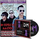 Sonic Seducer 04-13 mit Depeche-Mode-Titelstory + CD mit exkl. Coverversionen von Depeche-Mode-Songs, Bands: HIM, Mono Inc., IAMX, Welle: Erdball, ... u.v.m.: + exklusive Depeche Mode Tribute CD