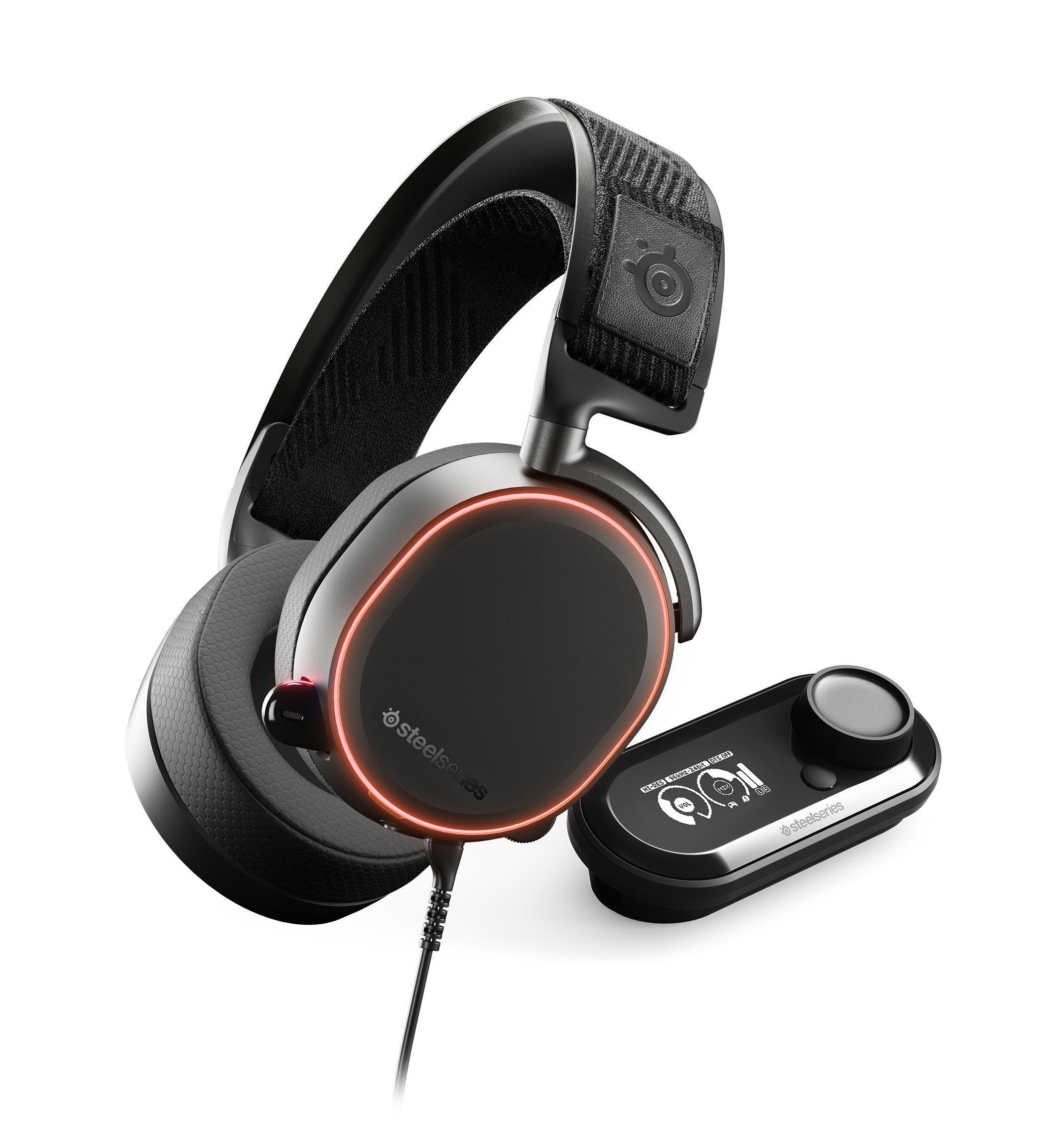 Auriculares Gamer : Steelseries Arctis Pro + Gamedac Certif
