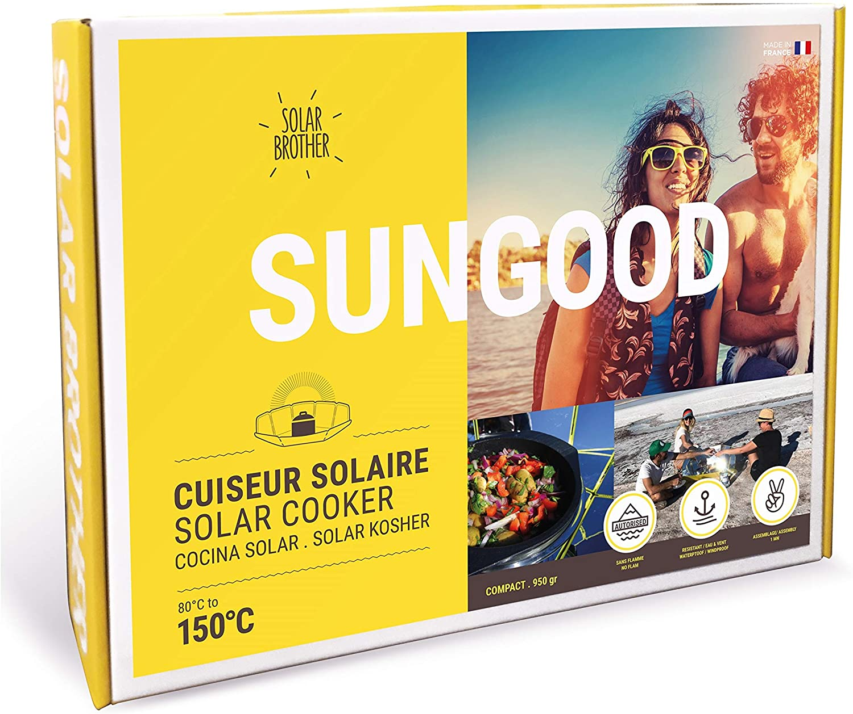 SOLAR BROTHER - Cocina Solar - SUNGOOD