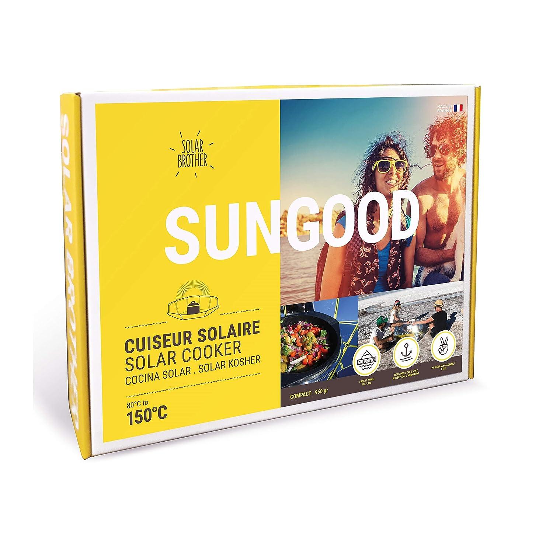 SOLAR BROTHER - COCINA SOLAR - SUNGOOD: Amazon.es: Deportes y aire ...