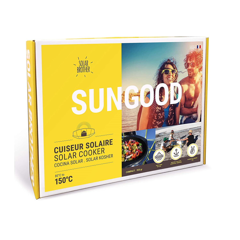 SUNGOOD Solar Cooker