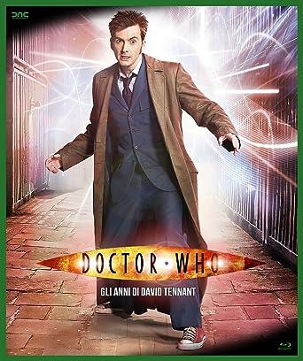 Doctor Who - Special Gli Anni Di David Tennant 3 Blu-Ray Italia Blu-ray: Amazon.es: Christopher Eccleston, Billie Piper, David Tennant, Christopher Eccleston, Billie Piper: Cine y Series TV