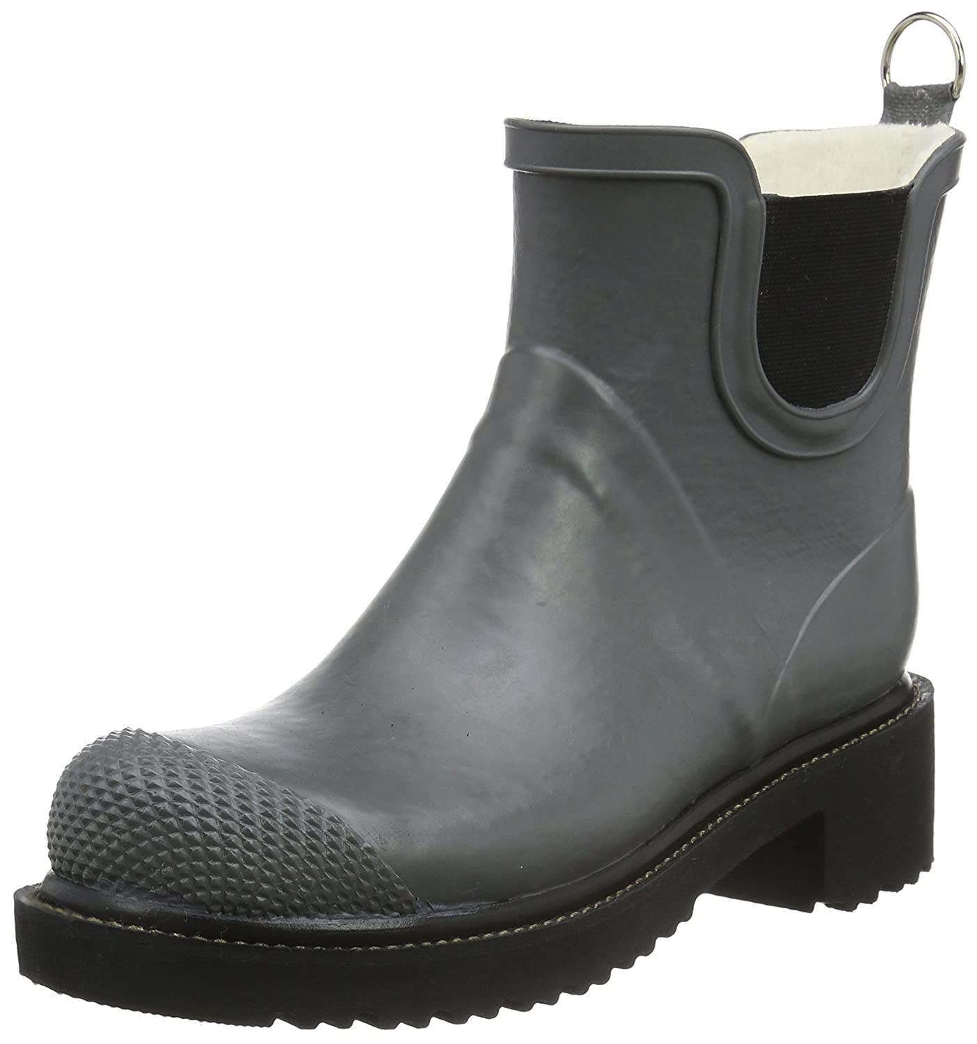 ILSE JACOBSEN Women's Rub 47 Rain Boot B01FMRW648 41 EU / 11-11.5 B(M) US|Gray