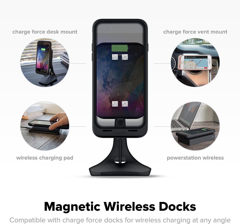 Mophie Juice Pack Air Battery Case compatible con cargadores inalámbricos para Apple: Amazon.es: Electrónica