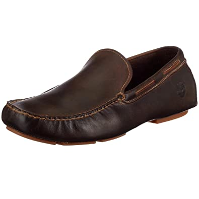 7af3de30b9 Timberland Heritage Driver Ftm Ek Venetian, Men's Loafers, Brown (Braun  (Dark Brown
