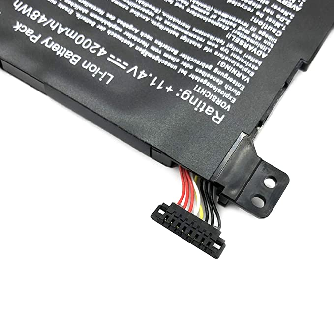 Amazon.com: New B31N1424 Laptop Battery for Asus K401L K401LB A401L A400U Series K401LB5010 K401LB5200 K401LB5500-11.4V 4200mAh: Computers & Accessories