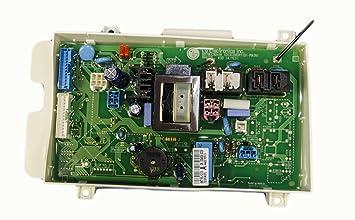 amazon com lg electronics 6871el1013a dryer main pcb assembly home rh amazon com LG WM0642HW Parts Diagram LG WM1814CW Parts Diagram
