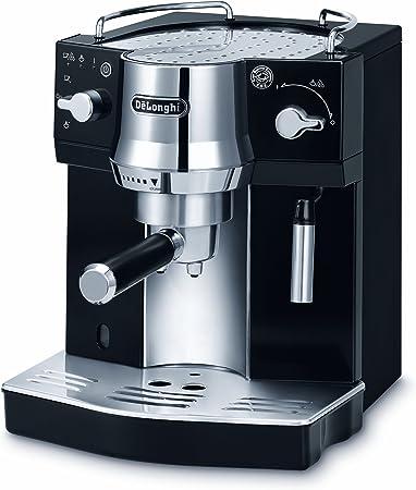 Cafetera Automática Plata DeLonghi