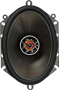 JBL Club 8620 5x7/6x8 2-Way Coaxial Speaker System, Black