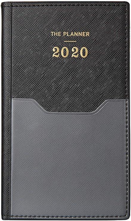 Agenda 2020, A6 Agenda semanal y Mensual con Páginas de ...
