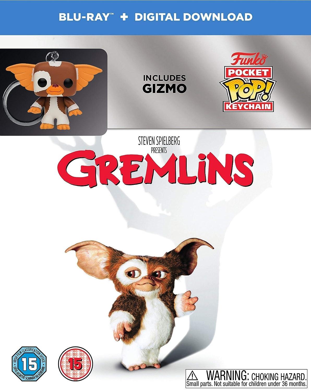 Amazon.com: Gremlins [Blu-ray] [1984]: Movies & TV