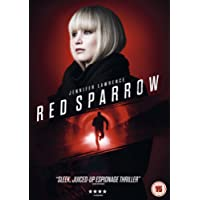 Red Sparrow [DVD] [2018]