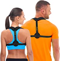 Andego Back Posture Corrector for Women & Men - Effective and Comfortable Posture Brace for Slouching & Hunching -...